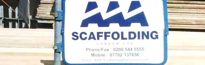 how to start a scaffolding business uk