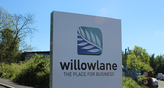 Willow Lane Trading estate